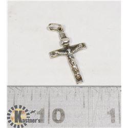 925 SILVER JESUS CROSS