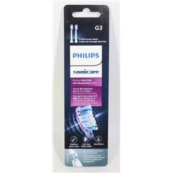 PHILIPS SONICARE PREMIUM GUM CARE BRUSH HEADS