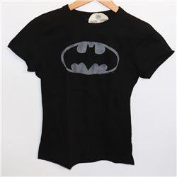 LADIES BATMAN T-SHIRT M