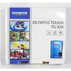 OLYMPUS TG-320 14MP CAMERA