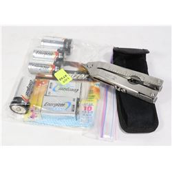 MULTI-TOOL SOLD WITH BATTERIES