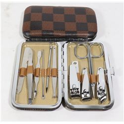 TWO NEW MANICURE SETS