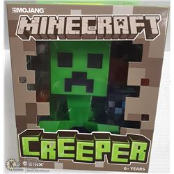 MINECRAFT CREEPER COLLECTIBLE LARGE