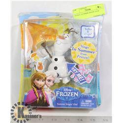 FROZEN SUMMER SINGIN OLAF