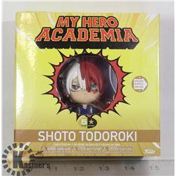 MY HERO ACADEMY SHOTO TODOROKI FIGURE