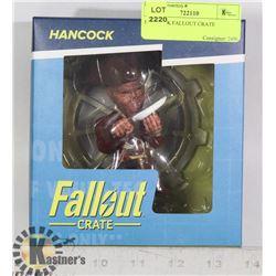 HANCOCK FALLOUT CRATE