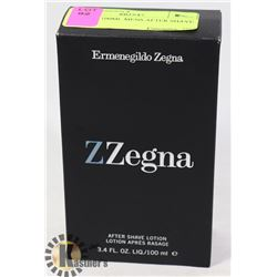 ZZEGNA 100ML MENS AFTER SHAVE LOTION
