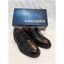 DOCKERS EXCHANGE LACE UP DRESS SHOE