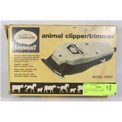 VINTAGE ANIMAL CLIPPER/TRIMMER NEW