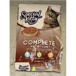 BAG OF SPECIAL KITTY CAT FOOD