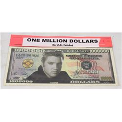 MILLION DOLLAR REPLICA ELVIS BILL