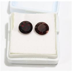 #229-DARK RED GARNET GEMSTONE 4.35ct
