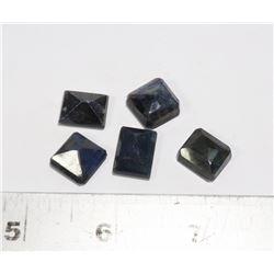 #64-BLUE SAPPHIRE GEMSTONE 71.70ct