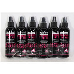 CASE OF 6 (200ML,EA) STRAWBERRY KISS PROFESSIONAL