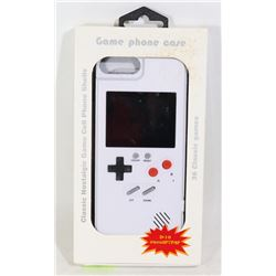 NEW IPHONE 6/7/8 GAME PHONE SHELL CASE WHITE