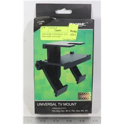 NEW DOBE UNIVERSAL TV MOUNT FOR GAME SYSTEMS