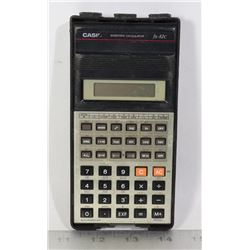 VTG CASIO SCIENTIFIC CALCULATOR FX-82C