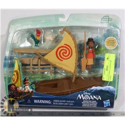 SEALED DISNEY ADVENTURE CANOE