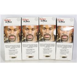 FOUR BARBERS CHOICE LONG LASTING COLOUR FOR MENS