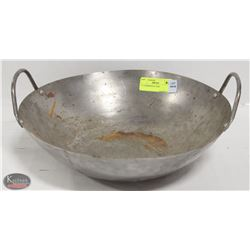 "13"" COMMERCIAL WOK"