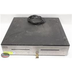 MICROS ORACLE CASH BOX W/ KEY