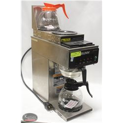 BUNN COMMERCIALCW SERIES COFFEE BREWER