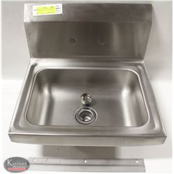 NEW WALL MOUNTED HAND SINK