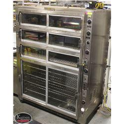 CANADIAN BAKING CO. 3-DECK OVEN W/ PROOFER