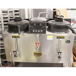 BUNN DUAL-URN COFFEE BREWER - 5575W