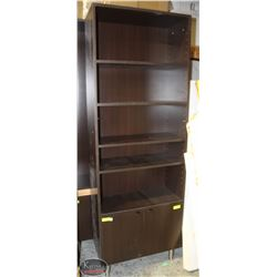 LARGE COMMERCIAL GRADE WOODEN PRODUCT DISPLAY