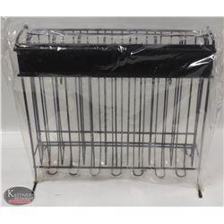 NEW 7-SLOT WIRE TABLETOP JAM RACK K002950