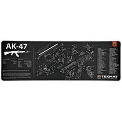 TEKMAT RIFLE MAT AK47 BLK