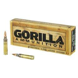 GORILLA 223REM 69GR SIERRA - 20 Rds