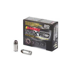 BARNES TAC-XPD 380ACP 80GR HP - 20 Rds