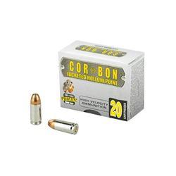 CORBON 9MM+P 115GR JHP - 20 Rds