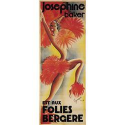 Paul Colin - Josephine Baker