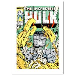 The Incredible Hulk #343 by Stan Lee - Marvel Comics