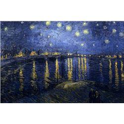 Van Gogh - Starry Night Over The Rhone