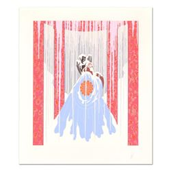 """Erte (1892-1990), """"Loves Captive"""" Limited Edition Serigraph, Numbered and Hand S"""