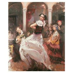 Seville In My Heart by Pino (1939-2010)