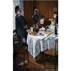 Claude Monet - The Lunch [1]