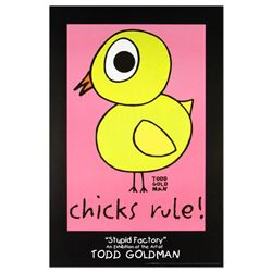 Chicks Rule by Goldman, Todd