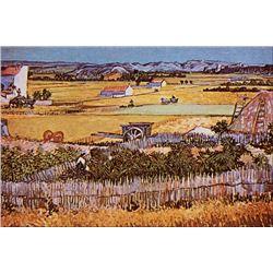Van Gogh - The Harvest