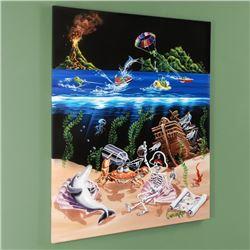 Sand Bar 2 by Godard, Michael