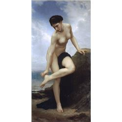 William Bouguereau - After the Bath