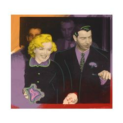 "Ringo Daniel Funes, (Protege of Andy Warhol's Apprentice, Steve Kaufman), ""Mr. a"