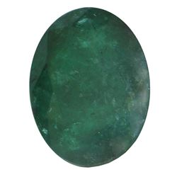 4.19 ctw Oval Emerald Parcel