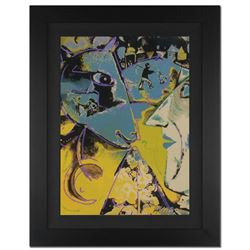 "Ringo Daniel Funes - (Protege of Andy Warhol's Apprentice - Steve Kaufman) - ""Fa"