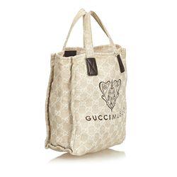 Gucci GG Museo Tote Bag