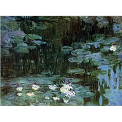 Claude Monet - Water Lillies # 1